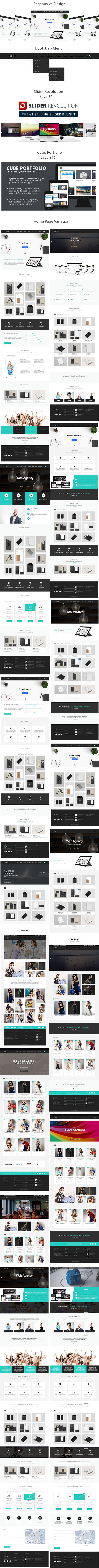 Super Multipurpose HTML5 Template - 1